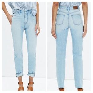 MadeWell The Perfect Vintage Jean High Rise